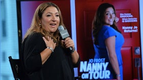'Supernanny' Jo Frost returns to TV once again help overwhelmed parents