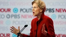 Warren says she'd bypass Congress to eliminate student loan debt
