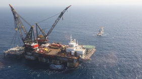 Massive project could make Israel an energy exporter