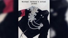 Holiday 'Thriller': Kim Kardashian gives daughter a $65K Michael Jackson jacket