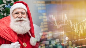Dow, S&P hit all-time highs as Santa rally keeps delivering on Wall Street