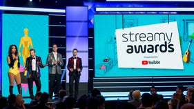 Streamy Awards honor YouTube stars and online video creators