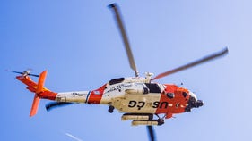 Coast Guard: Hawaii tour helicopter carrying 7 missing, search underway