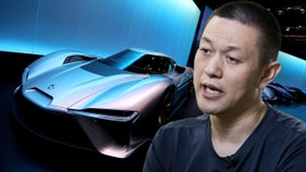Nio, the Tesla of China, is bleeding cash