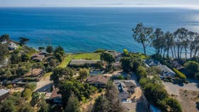 Check out this Beach Boy's oceanfront estate recording studio mansion