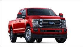 Ford recalls 547,538 trucks, says interiors can catch fire