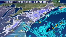 'Long' storm zeroes in on northeast, could dump up to 20 inches of snow