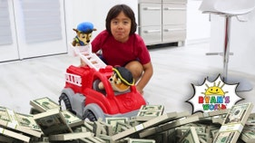 YouTube's highest-earners of 2019 includes 8-year-old who raked in $26M