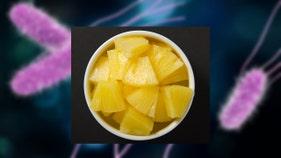 Salmonella outbreak sparks fresh fruit mix recall