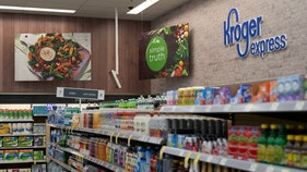 Retail giant, grocery chain team up to slash store prices