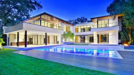 Timbaland drops $8M on new Florida mansion. Take a look inside