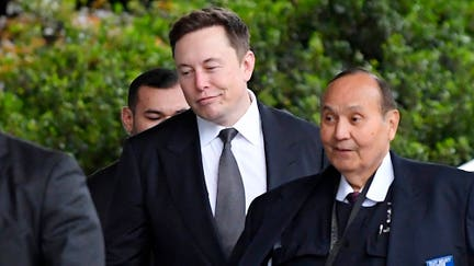 Elon Musk on beating defamation trial: 'My faith in humanity has been restored'