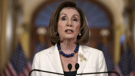 Facebook apathetic about role in 'misleading the American people,' Pelosi says