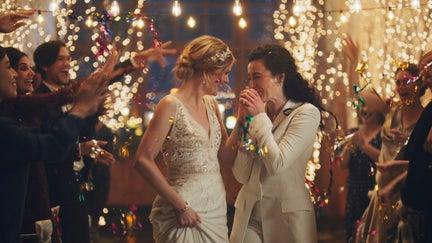Hallmark pulls gay-themed wedding ads amid controversy