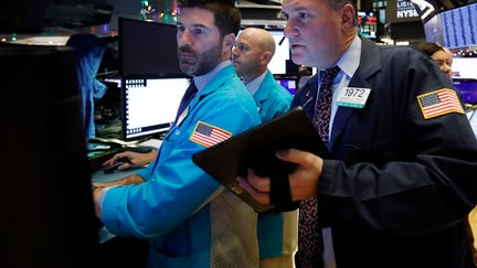 Stocks pop to record highs after USMCA, Google tops $1 trillion market cap