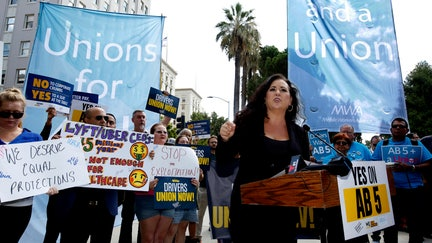 California franchisees demand clarification bill after AB5 brings 'cloud of uncertainty'