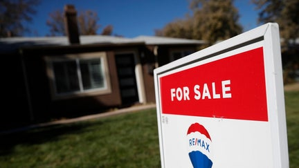 Pending home sales bounce back