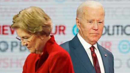 Biden IDs campaign cash bundlers as Dems fight over big money