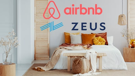 Airbnb invests in corporate housing company Zeus Living