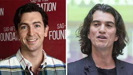 'Succession' star Nicholas Braun to play WeWork CEO in new TV series