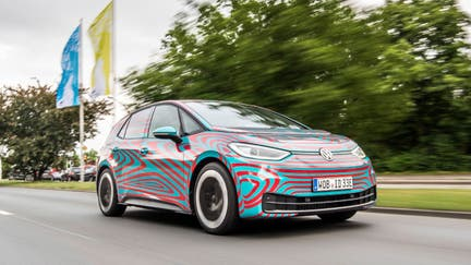 VW to introduce 34 models in 2020 amid electric car push
