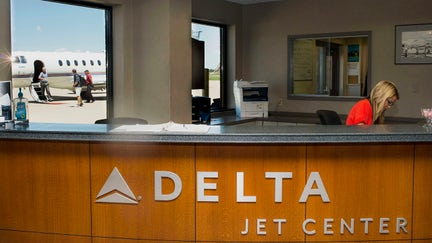 Delta's private jet business to gain equity stake in merger with Wheels Up