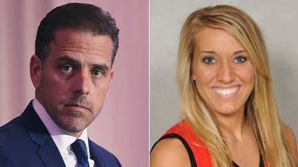 Hunter Biden's baby mama submits tax returns, financial documents amid paternity battle