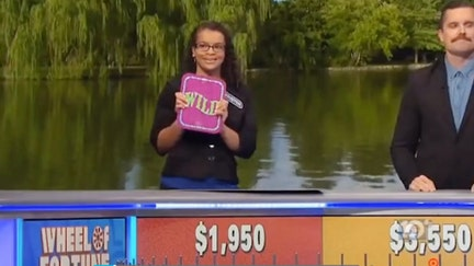 The 'Wheel of Fortune' contestant who lost $10,000 because of a fluke just won a new prize