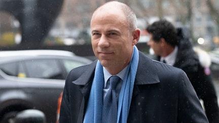 Michael Avenatti's bail revoked by judge over new crime evidence