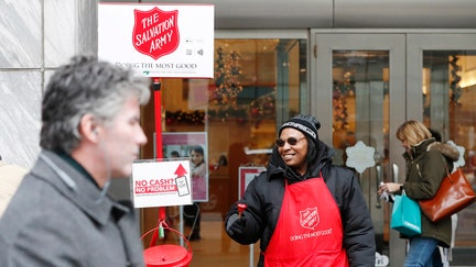 Chick-fil-A-snubbed Salvation Army kicks off Red Kettle Campaign