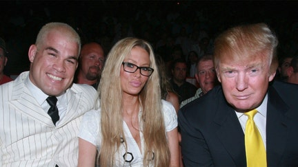 Trump congratulates former UFC champ, supporter Tito Ortiz on victory