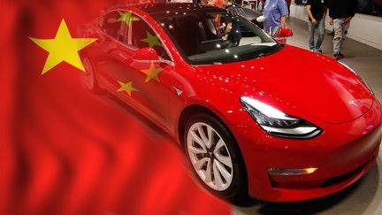 Tesla powering up to dominate China