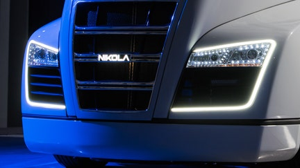 Hydrogen-powered semi-trucks saving businesses money: Nikola CEO