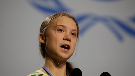 Greta Thunberg named TIME's youngest Person of the Year ever