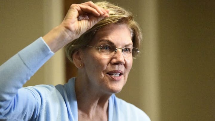 Elizabeth Warren makes IRS demand
