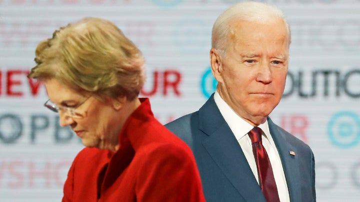 Presidential candidates spar over USMCA, bash state of US economy