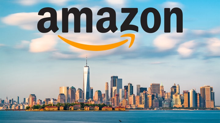 Amazon opening office in NYC after all