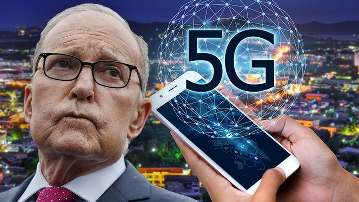 Kudlow says 5G to create 'hundreds of thousands' of American jobs