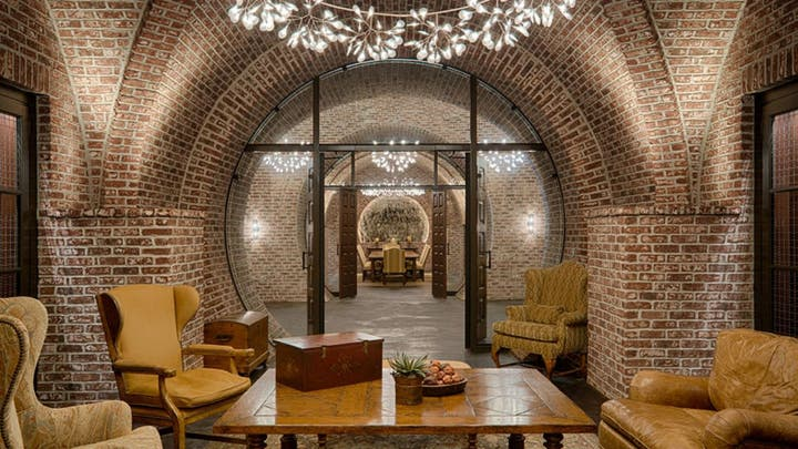 SEE PICS: Inside the rise of wine caves — and how much they cost to dig out