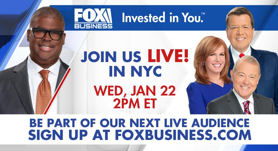 Fox Business News Live Studio