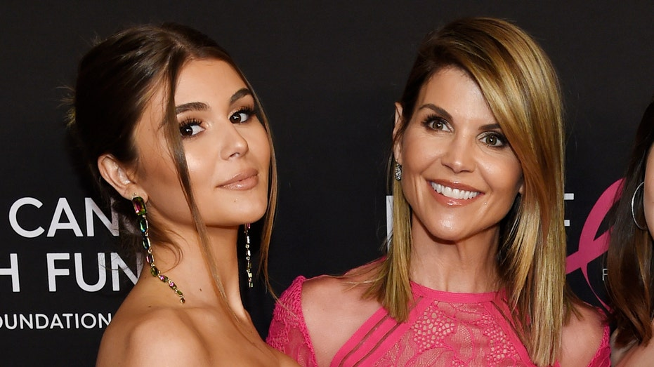 Lori Loughlin's Daughter Olivia Jade Comeback To YouTube After College Bribery Scandal