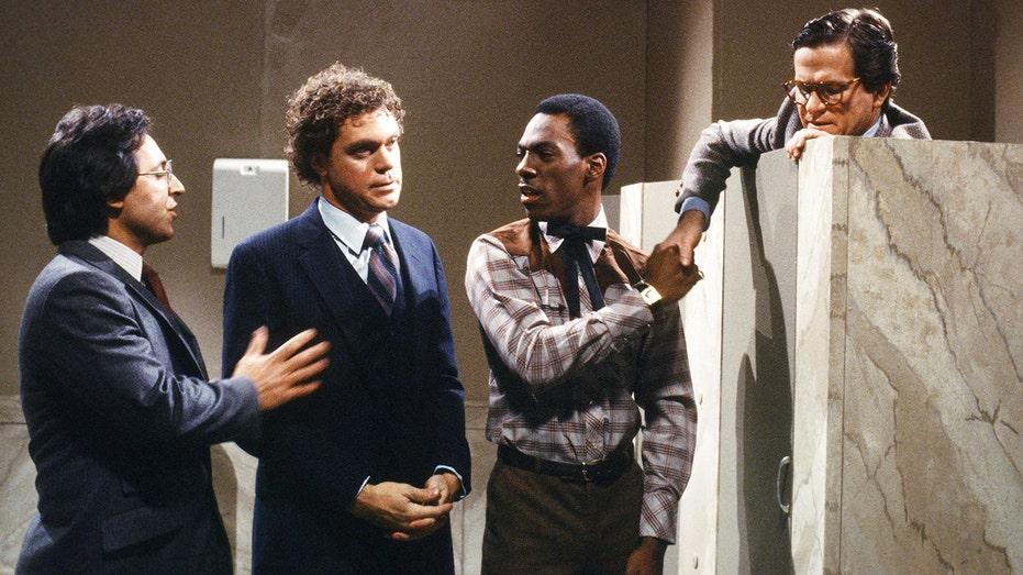 Eddie Murphy brings back classic characters in return to 'Saturday Night Live'