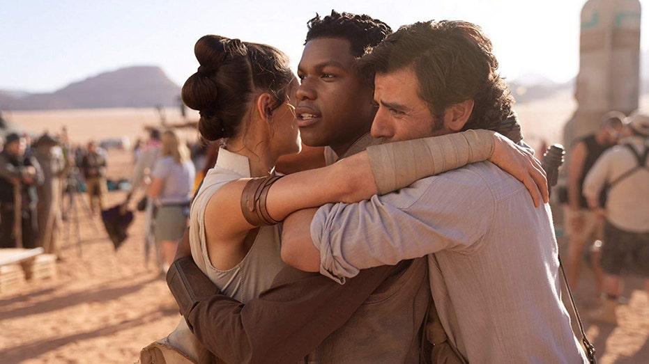 Was Rise of Skywalker's Final Shot Slapped On in Post?