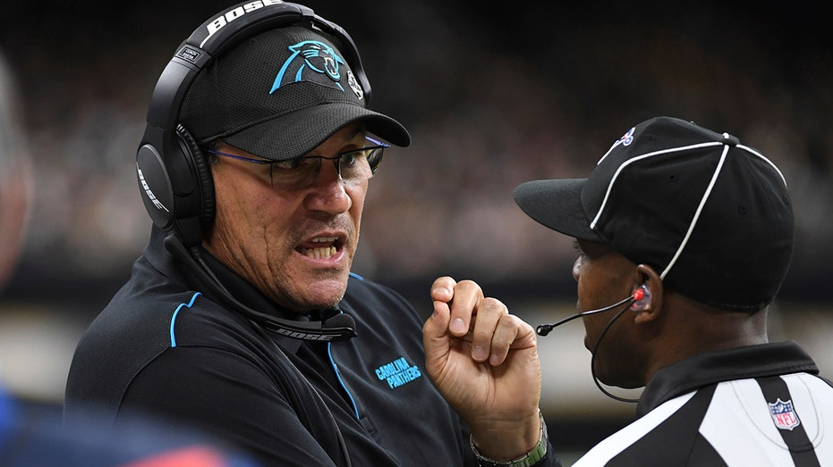 Ron Rivera on his years with the Panthers: