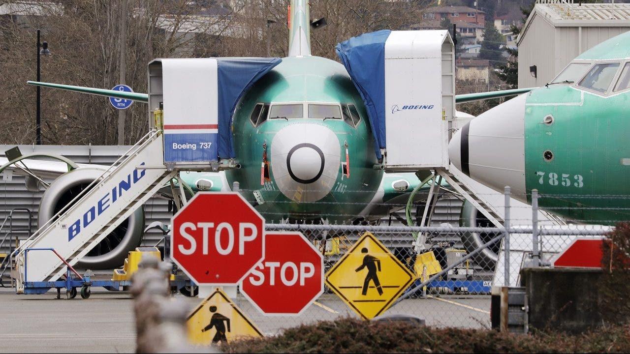 Boeing 737 Max won't return to skies 'until I fly it myself,' FAA head says