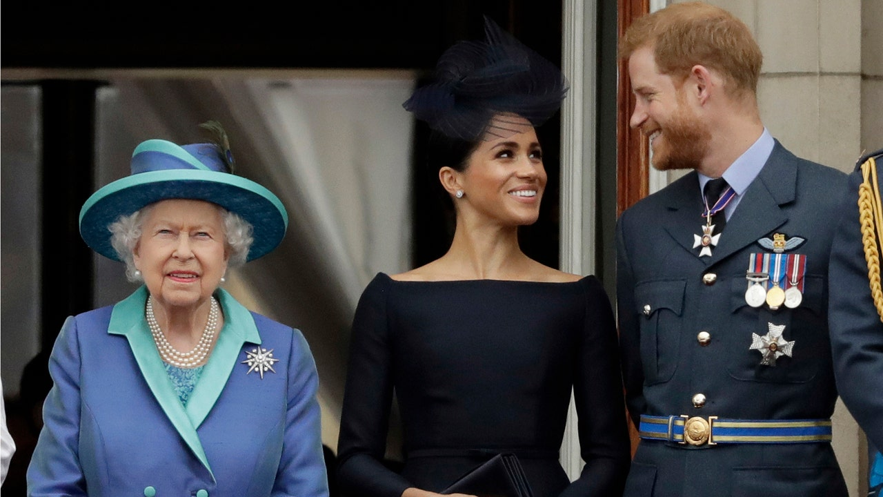 Meghan Markle and Prince Harry banned by Queen from using 'Sussex Royal' branding