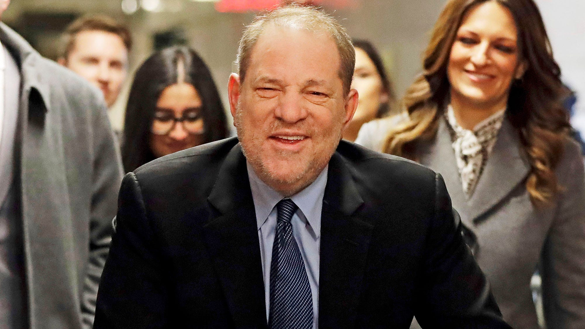 Harvey Weinstein rape trial faces pivotal moment with latest testimony - Fox Business