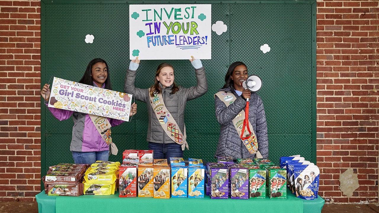 Millions of Girl Scout cookies go unsold this year