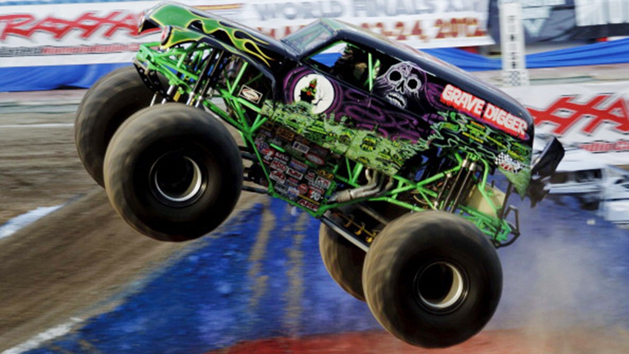 Monster Jam Truck Drivers Gearing Up For Fierce Competition Fox Business