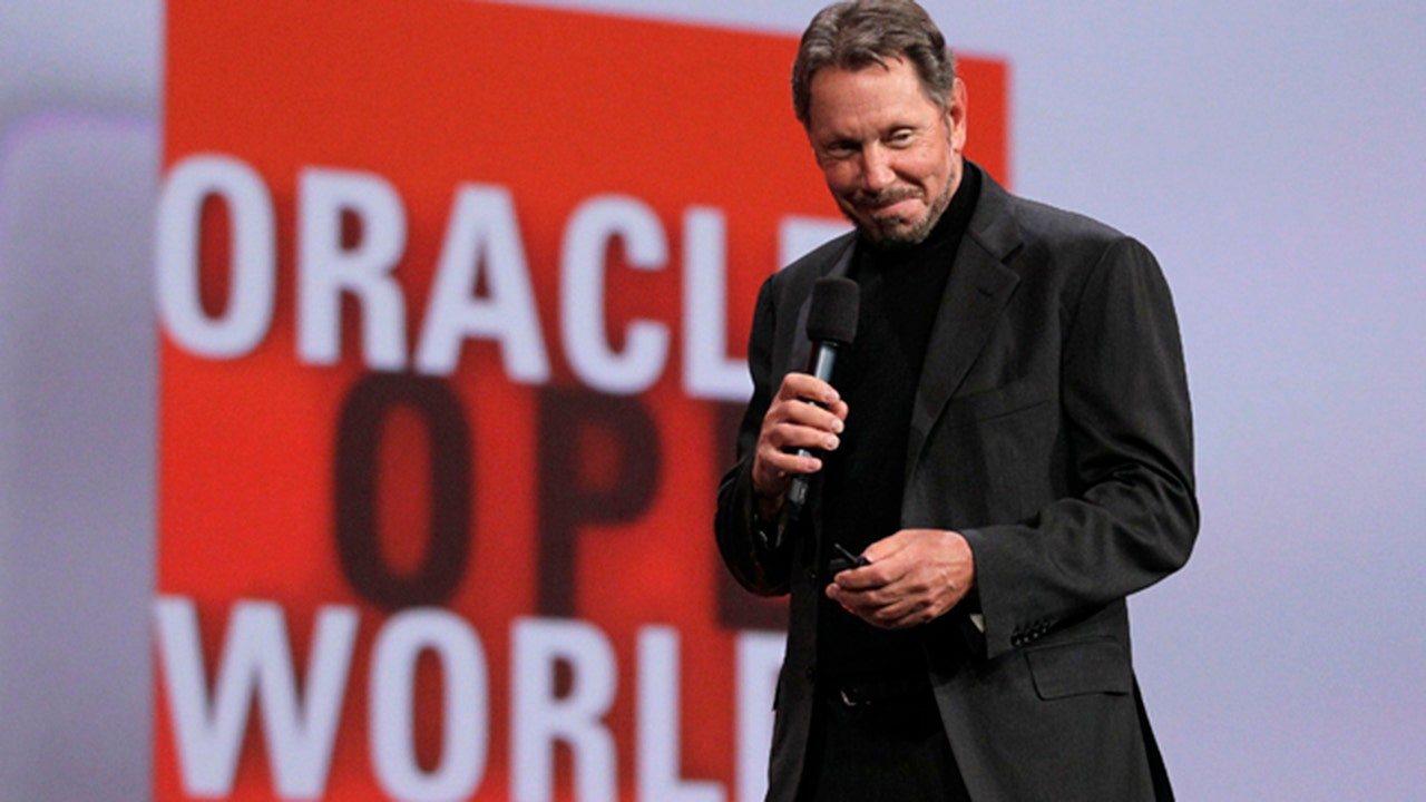 Some Oracle employees protest Larry Ellison's politics